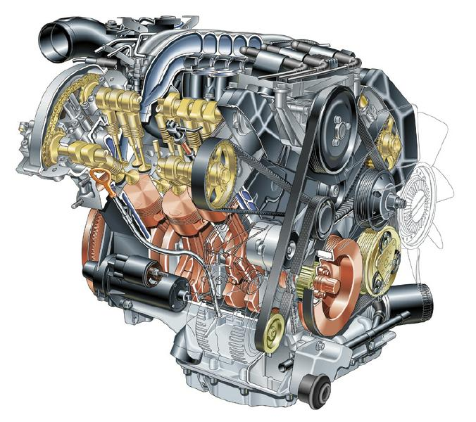 Vw Passat V6 Engine Diagram