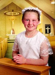 First Communion - click for full size